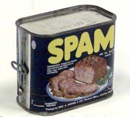 Mmmmm... Spam.
