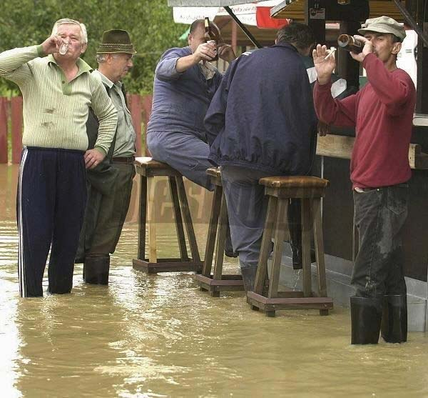 Flooding in Ireland