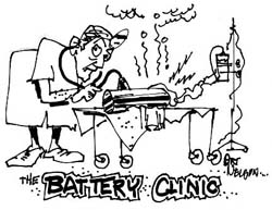 RC Battery Clinic